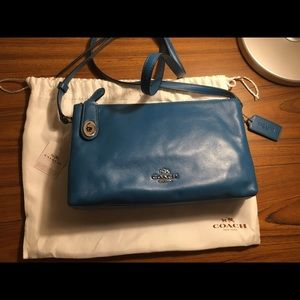 NWT Coach Crosby Crossbody